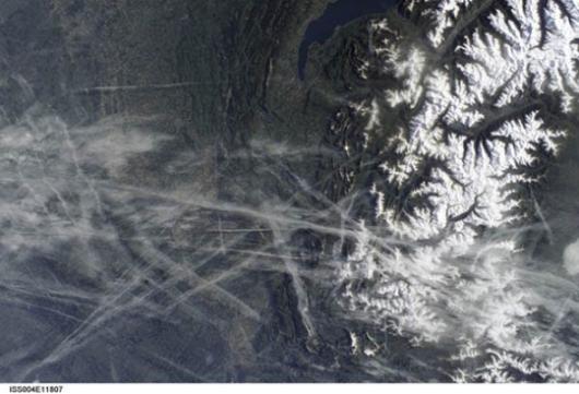 Chemtrails, qué Fumigan y para qué?