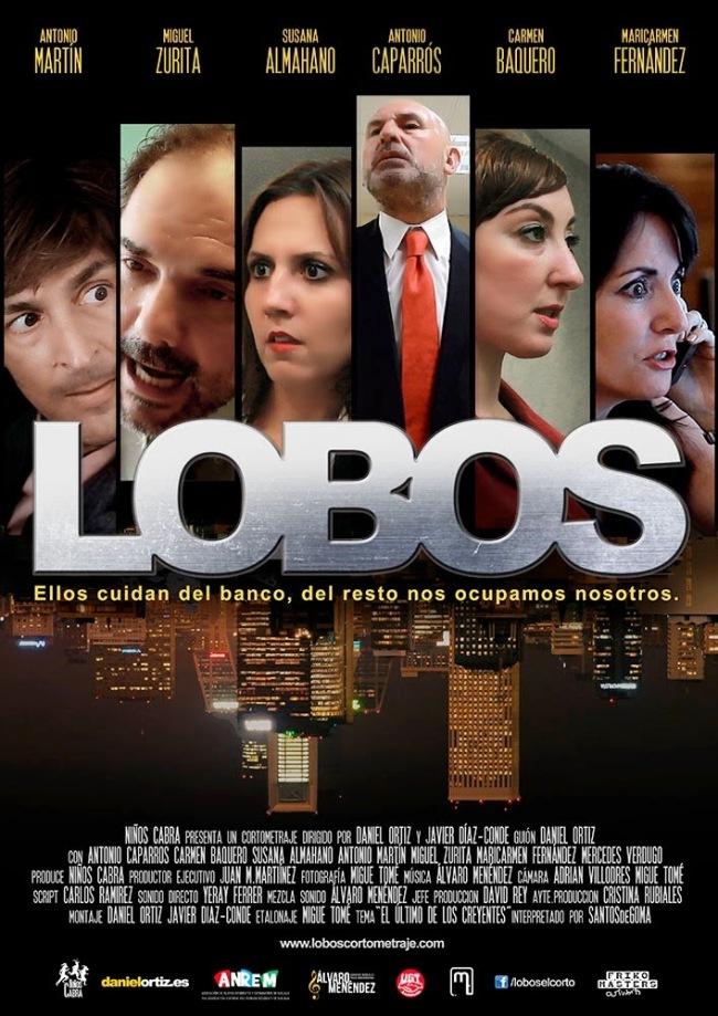 Cortometraje: Lobos (un retrato de las alimañas capitalistas)